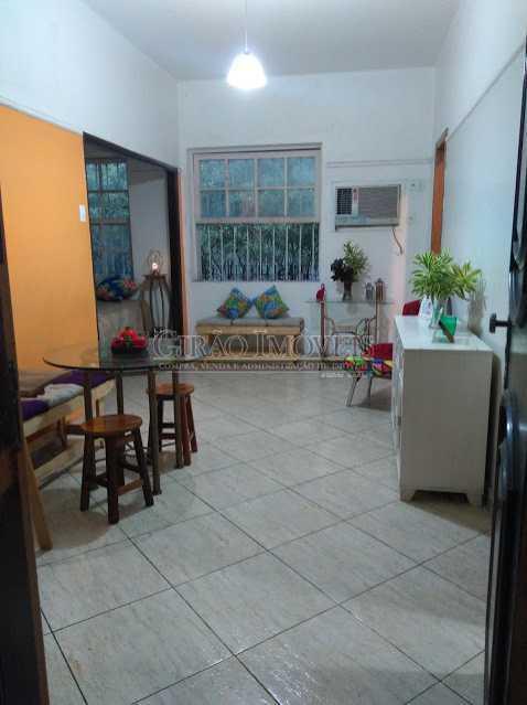 IMG_20210405_174120740 - Conjugado térreo, mobiliado, ar condicionadol em rua tranquila - GIKI00318 - 1