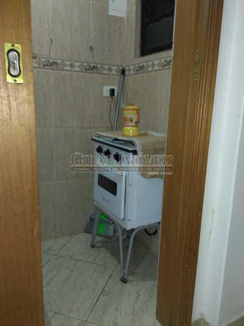 IMG_20210405_174640995 - Conjugado térreo, mobiliado, ar condicionadol em rua tranquila - GIKI00318 - 23