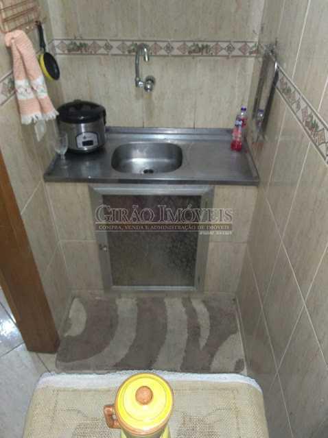 IMG_20210405_174743766 - Conjugado térreo, mobiliado, ar condicionadol em rua tranquila - GIKI00318 - 27