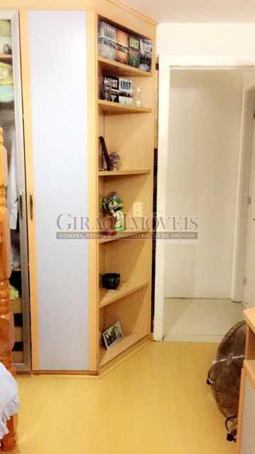 14 - Excelente oportunidade, 02 quaratos(uma suíte), condominio com infra total, 01 vaga de garagem. - GIAP21308 - 18