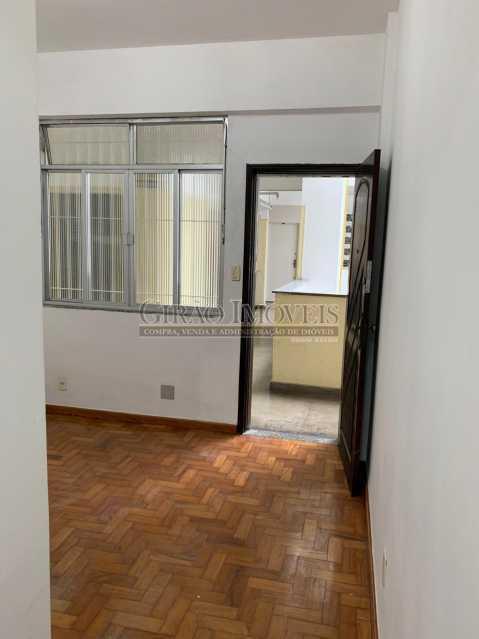 3 - Quarto e sala em ótima localização, próximo a estação do Metrô Arcoverde e praia de Copacabana. - GIAP10724 - 5