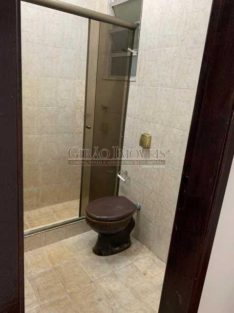 11 - Quarto e sala em ótima localização, próximo a estação do Metrô Arcoverde e praia de Copacabana. - GIAP10724 - 13
