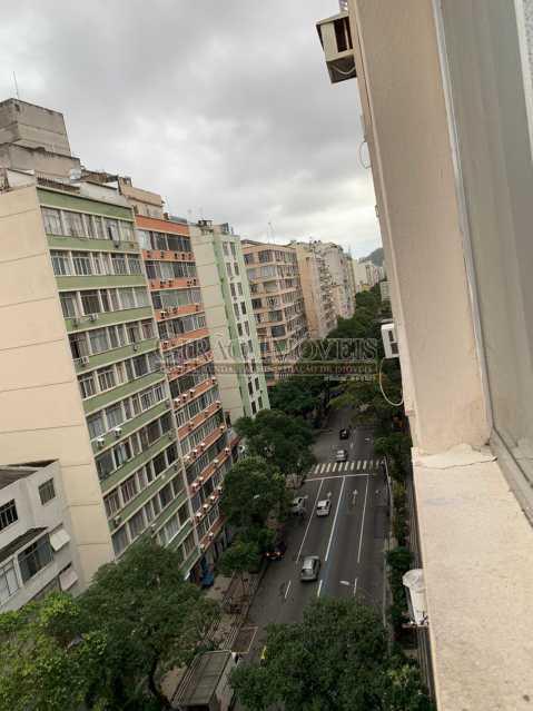 16 - Quarto e sala em ótima localização, próximo a estação do Metrô Arcoverde e praia de Copacabana. - GIAP10724 - 19