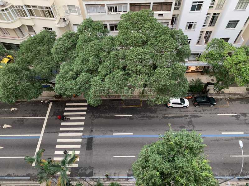 17 - Quarto e sala em ótima localização, próximo a estação do Metrô Arcoverde e praia de Copacabana. - GIAP10724 - 20