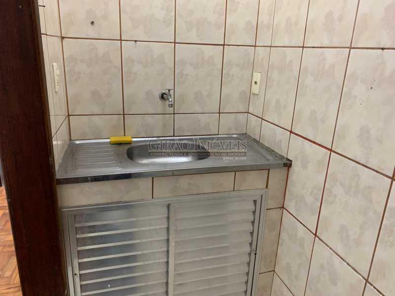 18 - Quarto e sala em ótima localização, próximo a estação do Metrô Arcoverde e praia de Copacabana. - GIAP10724 - 15