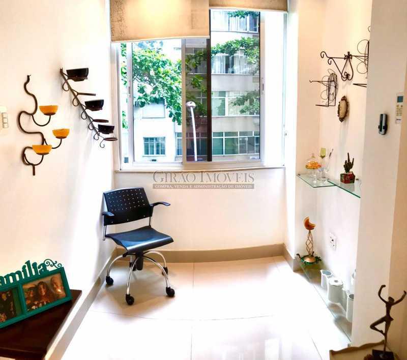 5 - Apartamento 3 quartos à venda Leme, Rio de Janeiro - R$ 1.049.999 - GIAP31559 - 6