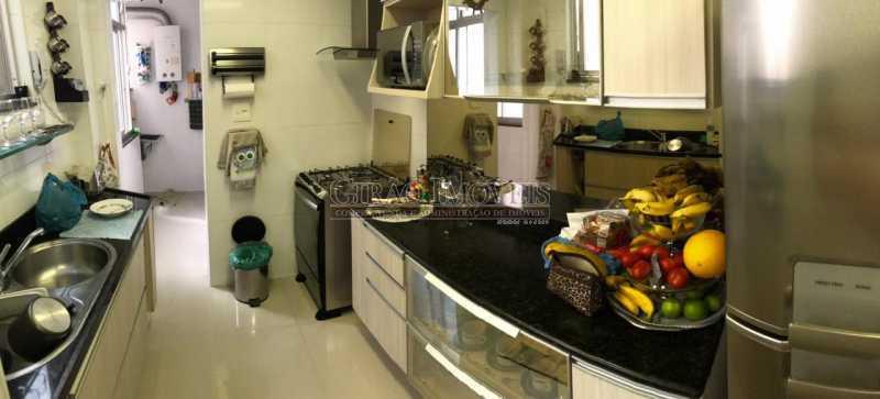 14 - Apartamento 3 quartos à venda Leme, Rio de Janeiro - R$ 1.049.999 - GIAP31559 - 15