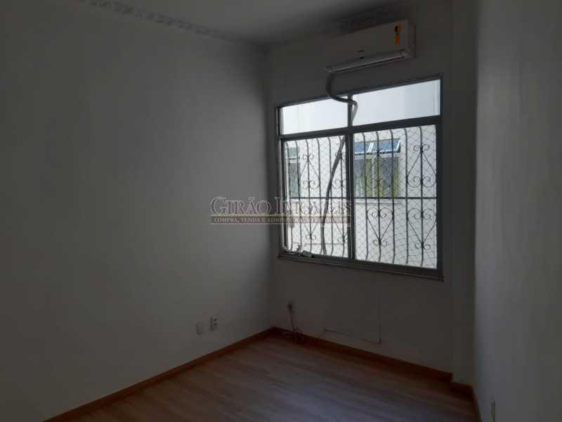 4 - 02 quartos no Flamengo, silencioso, arejado, próximo ao metrô, comércio no entorno, portaria 24 horas. - GIAP21310 - 5