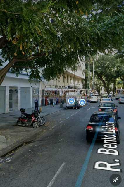 7 - Conjugado próximo ao Largo do Machado, claro, arejado, silencioso. - GIKI00323 - 7