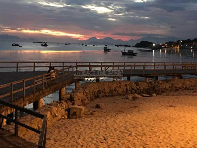 Píer da Pedra de Guaratiba - Pousada na Bahia de Sepetiba! - GICA60005 - 12