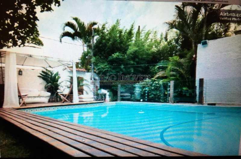 piscina - deck - Pousada na Bahia de Sepetiba! - GICA60005 - 1