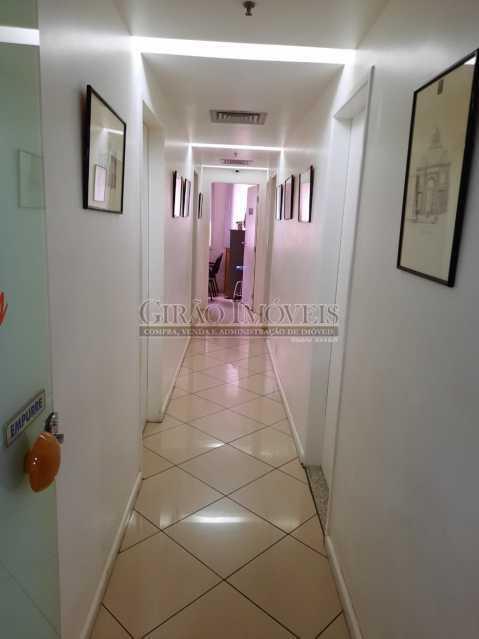 ad1ef134-c532-4d8b-b2f5-3da041 - Sala Comercial 250m² à venda Rua Siqueira Campos,Copacabana, Rio de Janeiro - R$ 1.500.000 - GISL00107 - 24