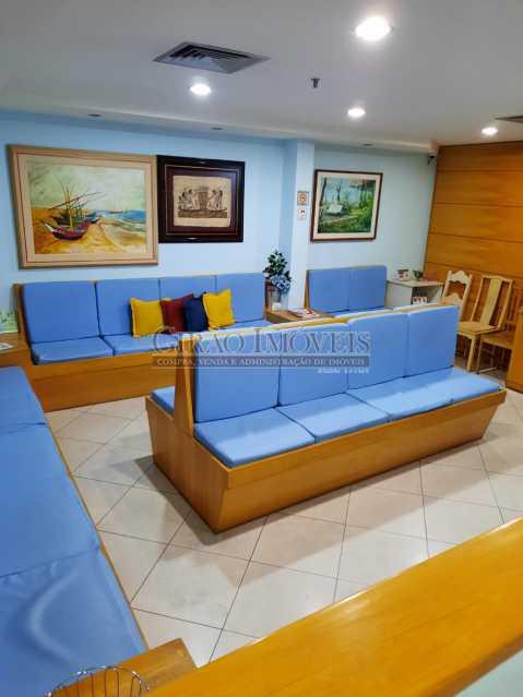 e324ee29-61ae-4b3d-b58f-0f7252 - Sala Comercial 250m² à venda Rua Siqueira Campos,Copacabana, Rio de Janeiro - R$ 1.500.000 - GISL00107 - 7