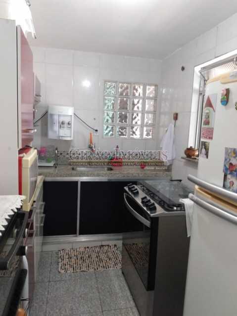 Cozinha - Casa à venda Rua da Graça,Olaria, Nova Friburgo - R$ 609.000 - GICA50010 - 22