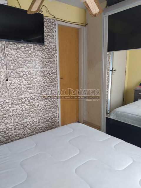 Quarto - Casa à venda Rua da Graça,Olaria, Nova Friburgo - R$ 609.000 - GICA50010 - 26