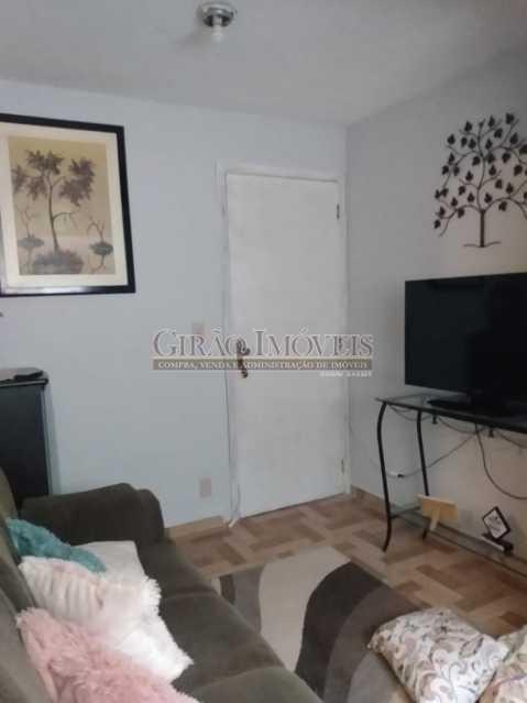 Sala/Quarto - Casa à venda Rua da Graça,Olaria, Nova Friburgo - R$ 609.000 - GICA50010 - 21