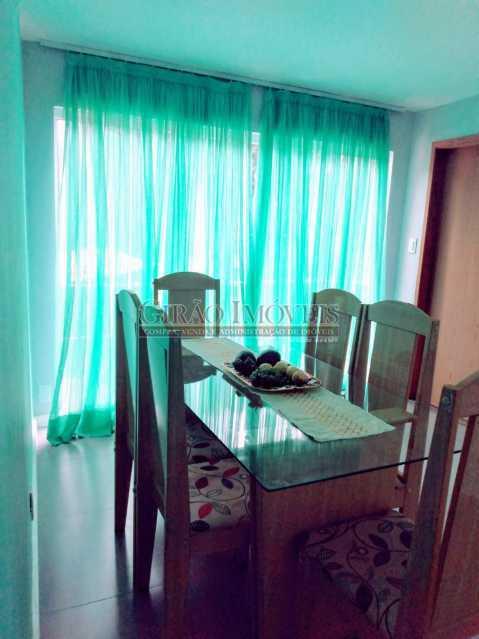 Sala - Casa à venda Rua da Graça,Olaria, Nova Friburgo - R$ 609.000 - GICA50010 - 18