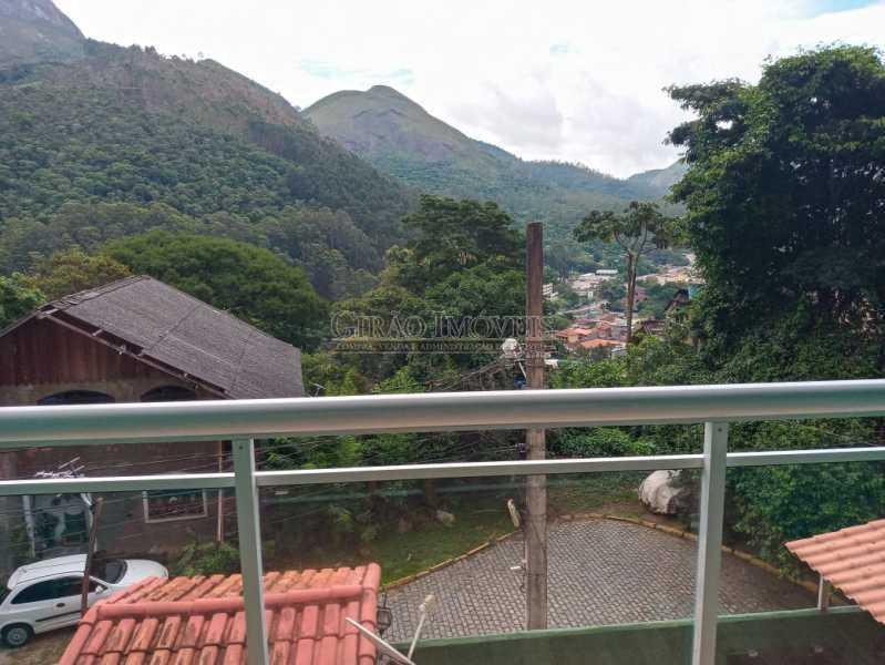 Vista varanda apto 2 piso - Casa à venda Rua da Graça,Olaria, Nova Friburgo - R$ 609.000 - GICA50010 - 3