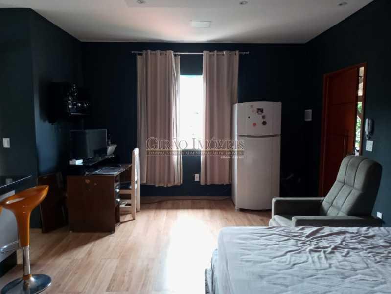 Sala/Quarto apto 2 piso - Casa à venda Rua da Graça,Olaria, Nova Friburgo - R$ 609.000 - GICA50010 - 8