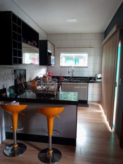 Cozinha apto 2 piso - Casa à venda Rua da Graça,Olaria, Nova Friburgo - R$ 609.000 - GICA50010 - 7