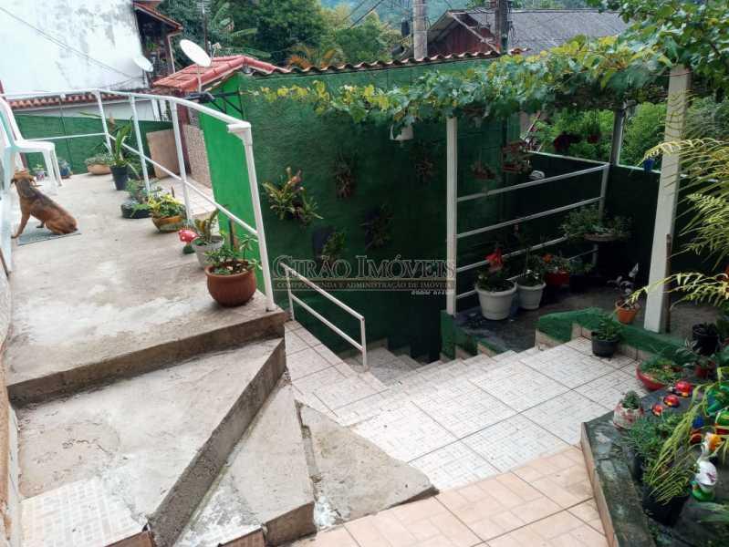 Entrada/Jardim  - Casa à venda Rua da Graça,Olaria, Nova Friburgo - R$ 609.000 - GICA50010 - 15