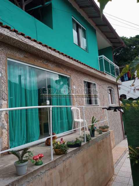 Jardim - Casa à venda Rua da Graça,Olaria, Nova Friburgo - R$ 609.000 - GICA50010 - 17