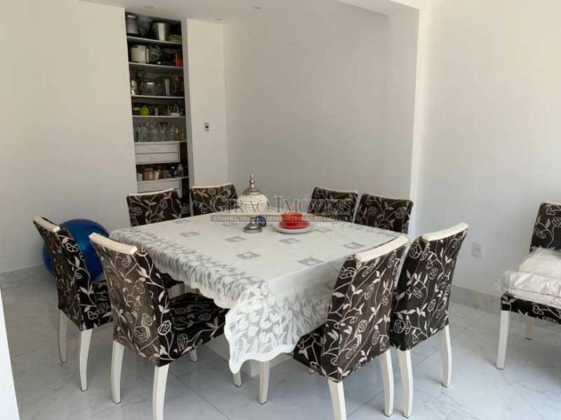 Sala - Cobertura à venda Rua Leopoldo Miguez,Copacabana, Rio de Janeiro - R$ 2.450.000 - GICO40077 - 14