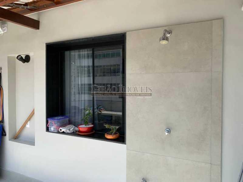 cooktop - Cobertura à venda Rua Leopoldo Miguez,Copacabana, Rio de Janeiro - R$ 2.450.000 - GICO40077 - 10