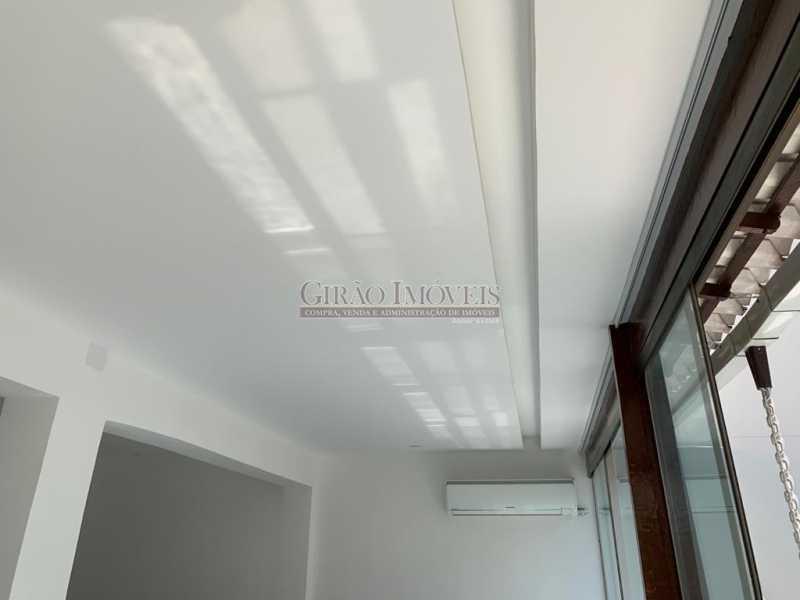 Sala - Cobertura à venda Rua Leopoldo Miguez,Copacabana, Rio de Janeiro - R$ 2.450.000 - GICO40077 - 13