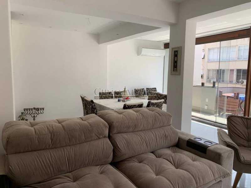 Sala - Cobertura à venda Rua Leopoldo Miguez,Copacabana, Rio de Janeiro - R$ 2.450.000 - GICO40077 - 16