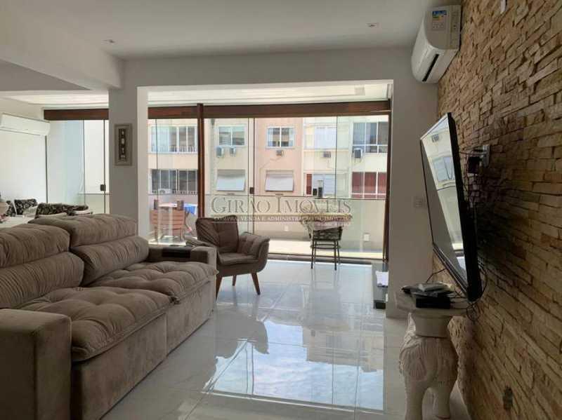 Sala - Cobertura à venda Rua Leopoldo Miguez,Copacabana, Rio de Janeiro - R$ 2.450.000 - GICO40077 - 18