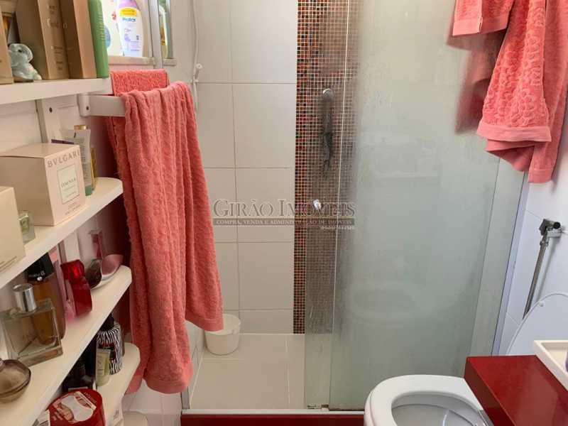 Banheiro - Cobertura à venda Rua Leopoldo Miguez,Copacabana, Rio de Janeiro - R$ 2.450.000 - GICO40077 - 26
