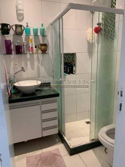 Banheiro  - Cobertura à venda Rua Leopoldo Miguez,Copacabana, Rio de Janeiro - R$ 2.450.000 - GICO40077 - 27