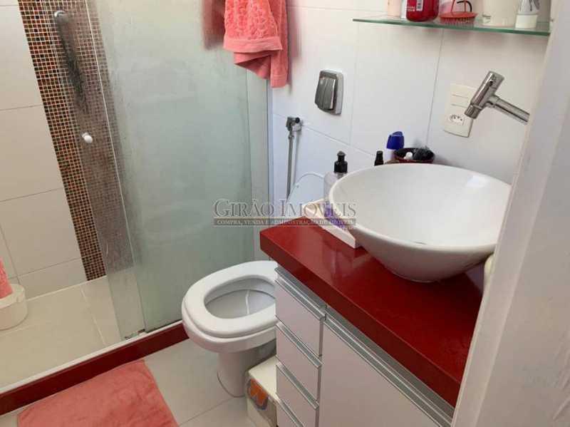 Banheiro - Cobertura à venda Rua Leopoldo Miguez,Copacabana, Rio de Janeiro - R$ 2.450.000 - GICO40077 - 25