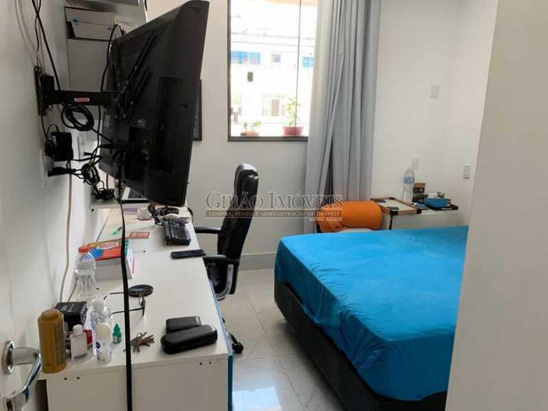 Quarto - Cobertura à venda Rua Leopoldo Miguez,Copacabana, Rio de Janeiro - R$ 2.450.000 - GICO40077 - 22