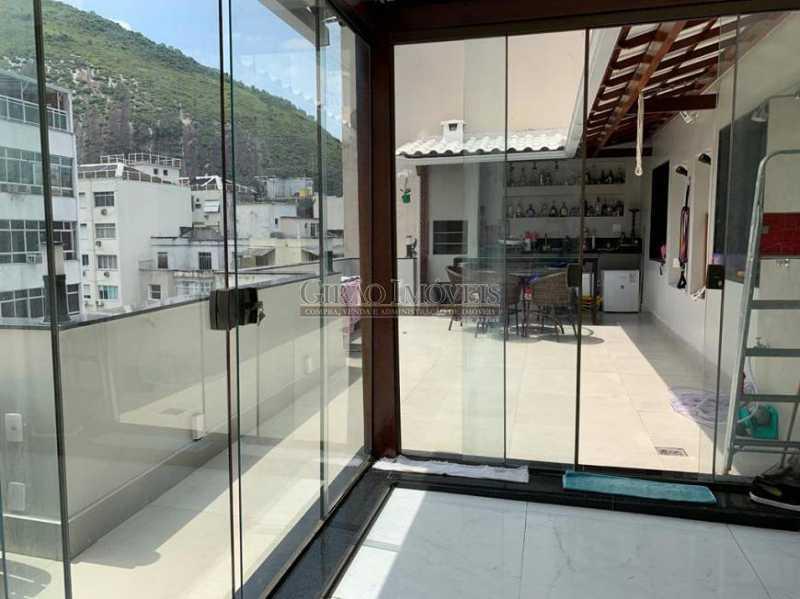 Sala - Cobertura à venda Rua Leopoldo Miguez,Copacabana, Rio de Janeiro - R$ 2.450.000 - GICO40077 - 12