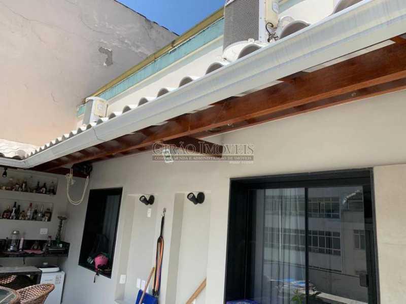 cooktop - Cobertura à venda Rua Leopoldo Miguez,Copacabana, Rio de Janeiro - R$ 2.450.000 - GICO40077 - 9
