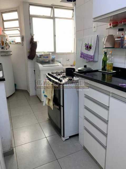 Cozinha - Cobertura à venda Rua Leopoldo Miguez,Copacabana, Rio de Janeiro - R$ 2.450.000 - GICO40077 - 30