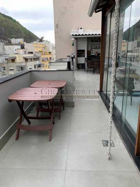 cooktop - Cobertura à venda Rua Leopoldo Miguez,Copacabana, Rio de Janeiro - R$ 2.450.000 - GICO40077 - 11