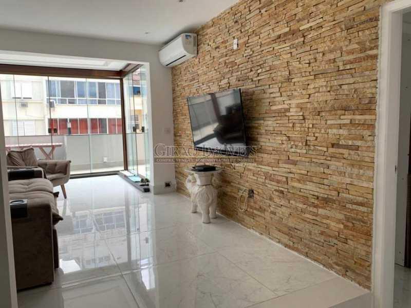 Sala - Cobertura à venda Rua Leopoldo Miguez,Copacabana, Rio de Janeiro - R$ 2.450.000 - GICO40077 - 19
