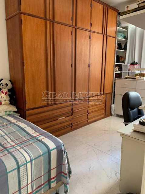 Quarto - Cobertura à venda Rua Leopoldo Miguez,Copacabana, Rio de Janeiro - R$ 2.450.000 - GICO40077 - 24