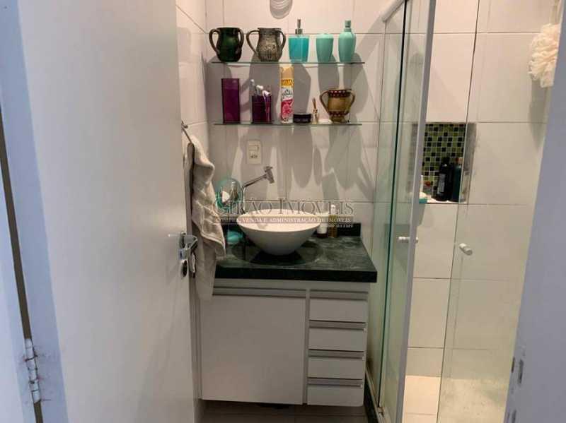 Banheiro  - Cobertura à venda Rua Leopoldo Miguez,Copacabana, Rio de Janeiro - R$ 2.450.000 - GICO40077 - 28