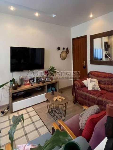 Sala de Estar - Apartamento 3 quartos à venda Laranjeiras, Rio de Janeiro - R$ 980.000 - GIAP31581 - 1
