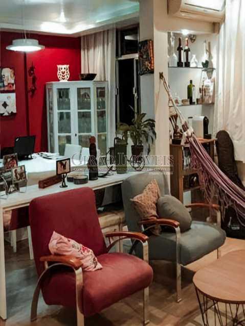 .Sala de Estar Integrada - Apartamento 3 quartos à venda Laranjeiras, Rio de Janeiro - R$ 980.000 - GIAP31581 - 4