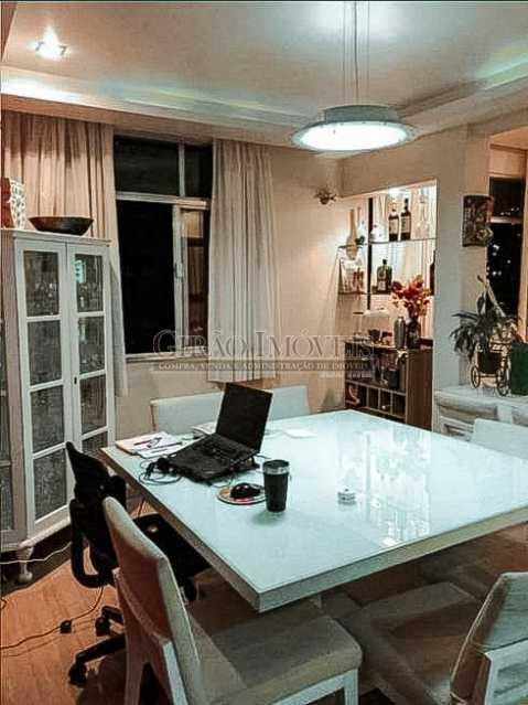 Sala de Jantar - Apartamento 3 quartos à venda Laranjeiras, Rio de Janeiro - R$ 980.000 - GIAP31581 - 5