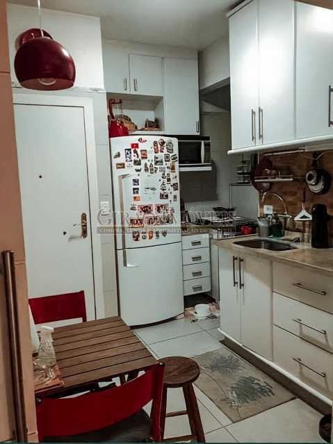 Cozinha - Apartamento 3 quartos à venda Laranjeiras, Rio de Janeiro - R$ 980.000 - GIAP31581 - 6