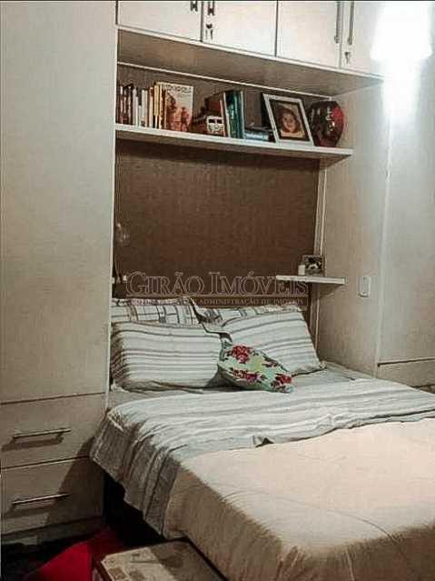 Quarto - Apartamento 3 quartos à venda Laranjeiras, Rio de Janeiro - R$ 980.000 - GIAP31581 - 10