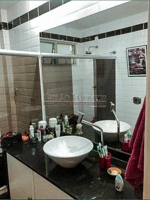 Suíte - Apartamento 3 quartos à venda Laranjeiras, Rio de Janeiro - R$ 980.000 - GIAP31581 - 12