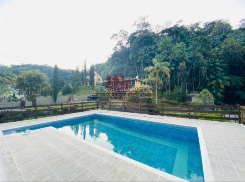 2 - Casa em Condomínio 5 quartos à venda Alto, Teresópolis - R$ 1.080.000 - GICN50004 - 3
