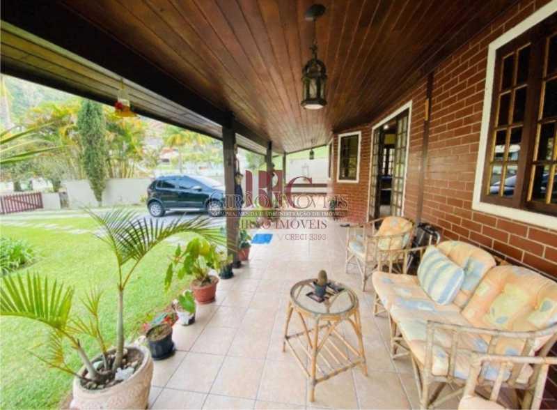 4 - Casa em Condomínio 5 quartos à venda Alto, Teresópolis - R$ 1.080.000 - GICN50004 - 5